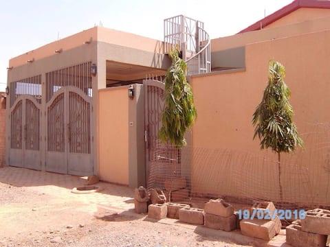 Big & Beautiful House at Cissin, Ouagadougou