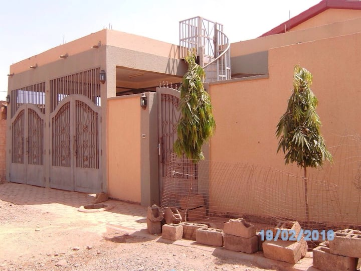 Big & Beautiful House at Cissin, Ouagadougou