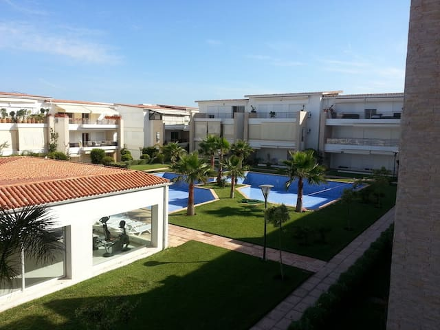 Apartment - 300 m from the beach - Tamaris - Apartment