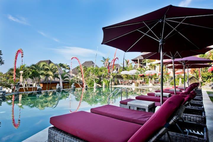 Standard Duplex Villa, 2BR in Tabanan!