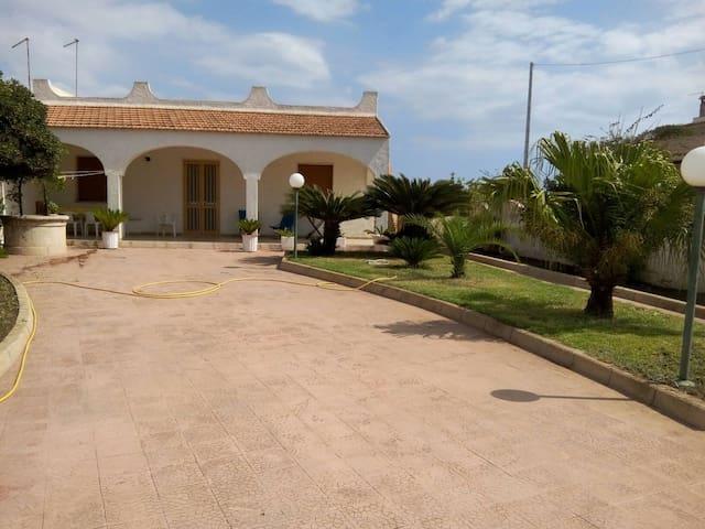 Villa morghella garden - Sicilia, IT - Villa