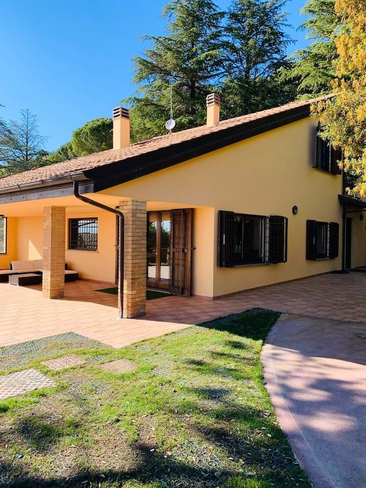 """Villa relax piscina """"La Trinità"""" Perugia-Trasimeno"""