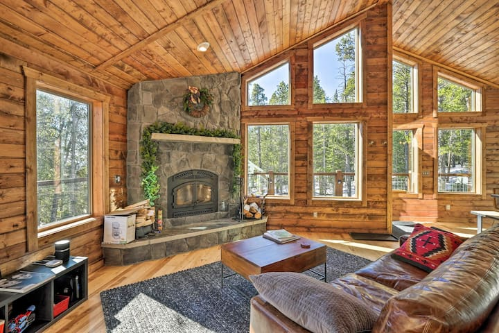 NEW! Fairplay Home Near OHV Trails & Trout Fishing