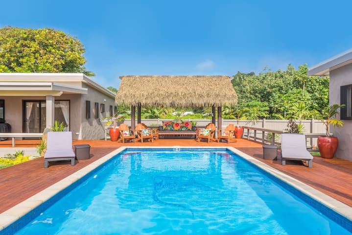 Turangi Villa - 4-bedrooms & fully furnished