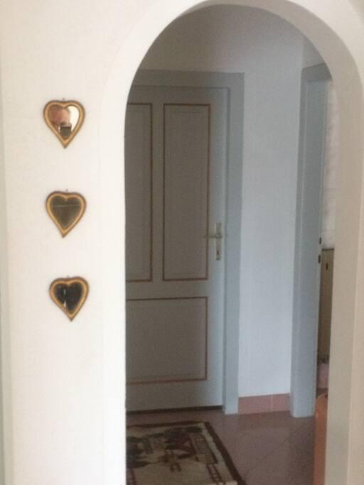 slice of entrance