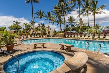 Maui South Shore 2BR (new listing) - Kihei - Társasház