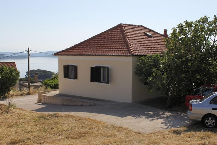 One bedroom apartment with terrace and sea view Savar, Dugi otok (A-8127-b)