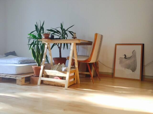 Cozy Studio Apartement (St. Pauli)