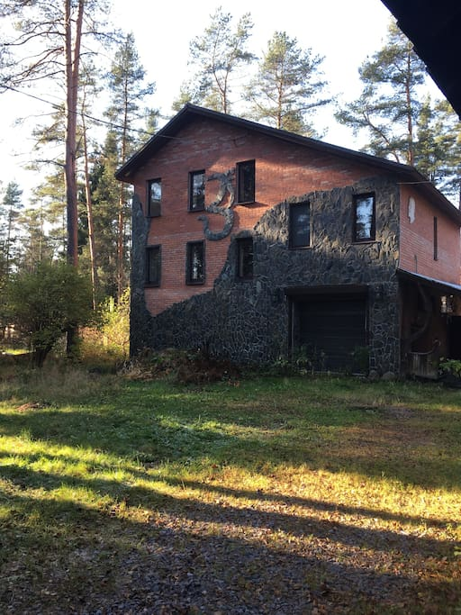 Основной дом