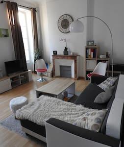 Appartement T2 de 40m2  lumineux à Marseille - Leilighet