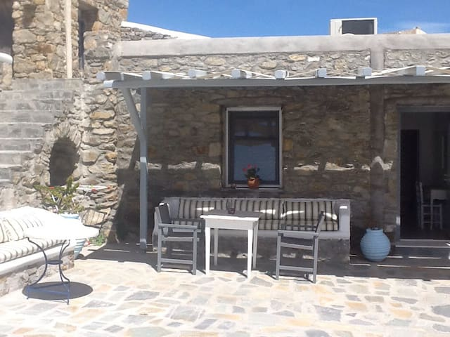 A HIDDEN TREASURE no 2 - Mykonos - Appartement