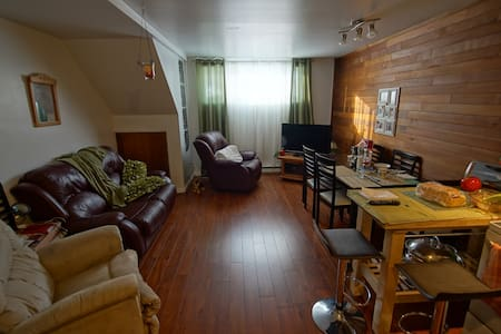 FR/EN - Appartment with 2 bedrooms - Saguenay - Huoneisto