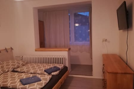 An apartment in the hearth of the High Tatras
