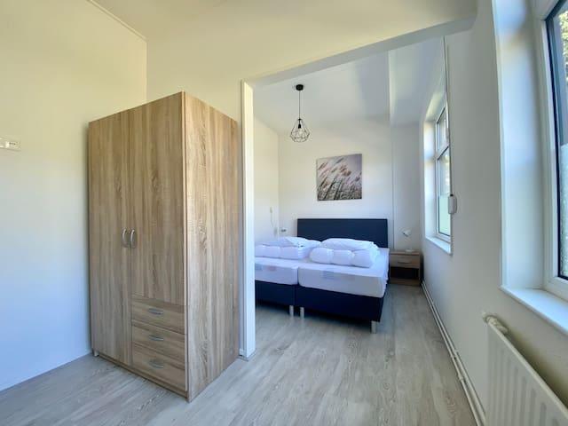 Slaapkamer 1 Villa Beau