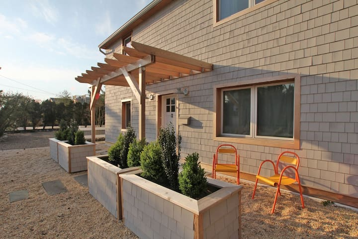Modern Beach Cottage-blend serenity and fun - Barnegat Light - Casa