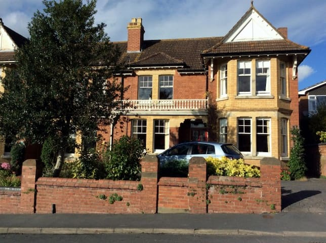 Beautiful house within five minutes of centre
