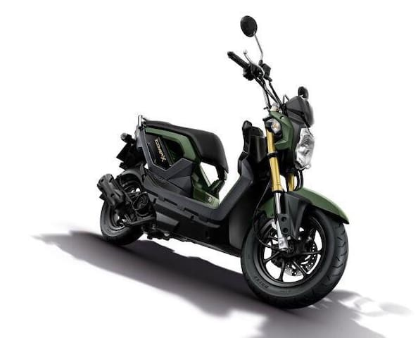 Guests will have no worries with transportation . You can use a scooter with free of charge .