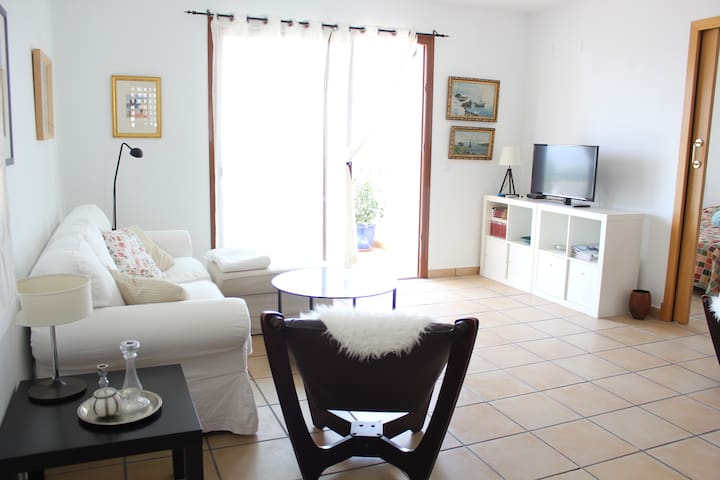 Comfortable apartment close to beach and mountains - l'Alfàs del Pi - Pis