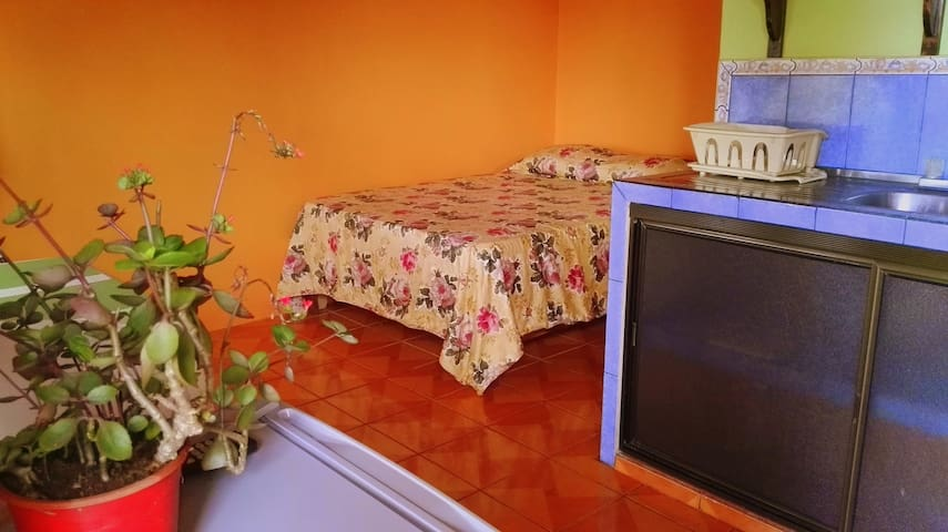 Private Apartment with AC (5) - La Fortuna