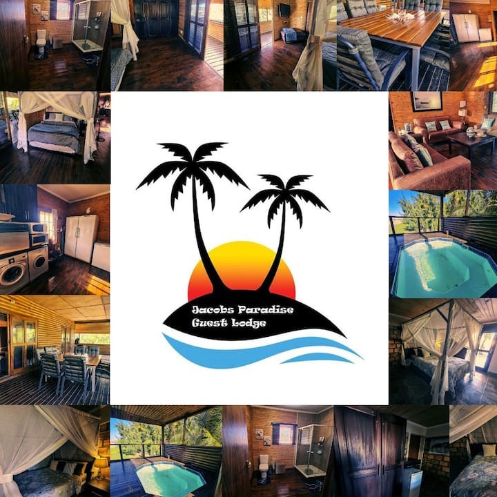"The place to be ""Jacobs Paradise Lodge"" Room 1"