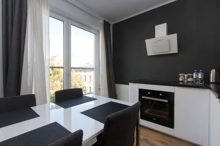 Comfy two-room apartment in the very city center