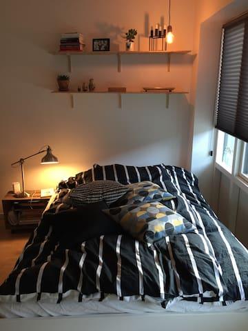 Hyggelig et værelses lejlighed - Nyborg - Huoneisto