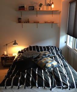 Hyggelig et værelses lejlighed