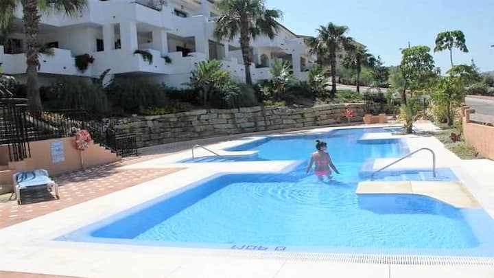 Andalusia, luxury apartment 4 pers. sea ​​side