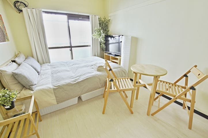 Near SHINJUKU 4min. by train /cozy room/Wi-Fi #402