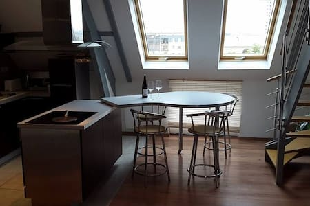 Appartement lumineux idéalement situé - Saint-Pierre-des-Corps - Lakás