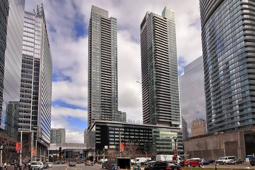 South and North Towers of Maple Leaf Square