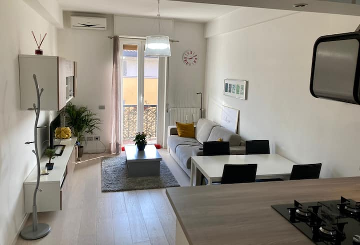 Modern 60mt apartment in the heart of Milan