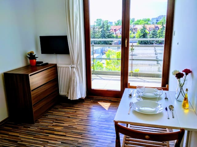 Vitalia Apart Rooms Bobrowiecka, номер комнаты. 3