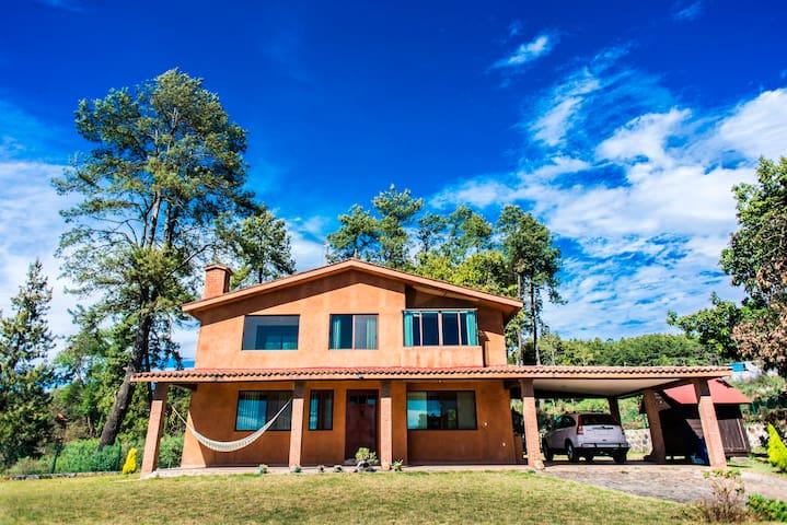 Hermosa casa en Zirahuen