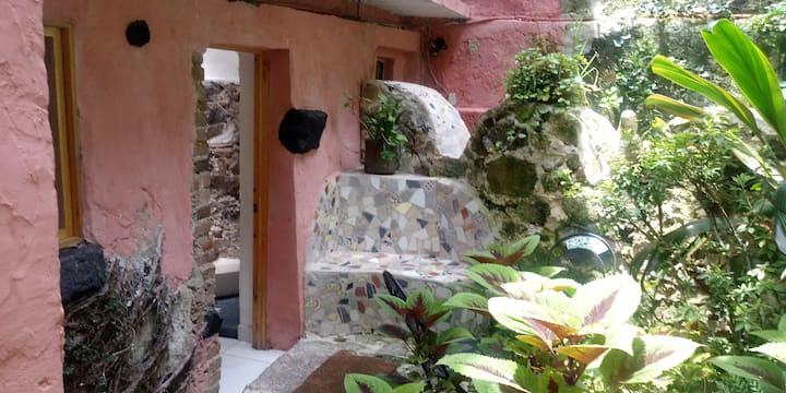 Portal del Molino* exhacienda Molino de Pedreguera