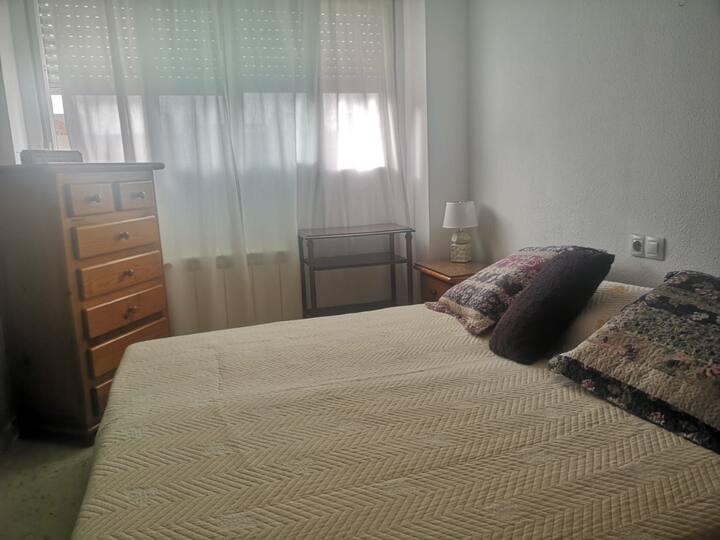 Hermosa habitación, con ambiente familiar