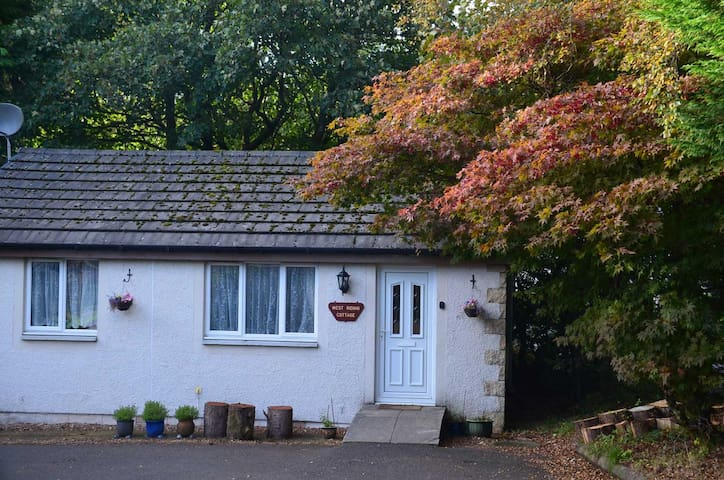 One bedroom cottage - peaceful, rural, many walks - Brig o'Turk - House