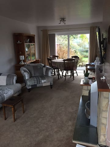 An amazing double room