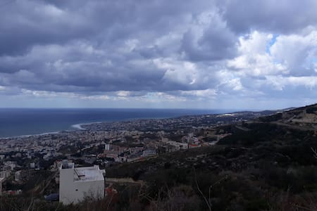 Byblos from the Top