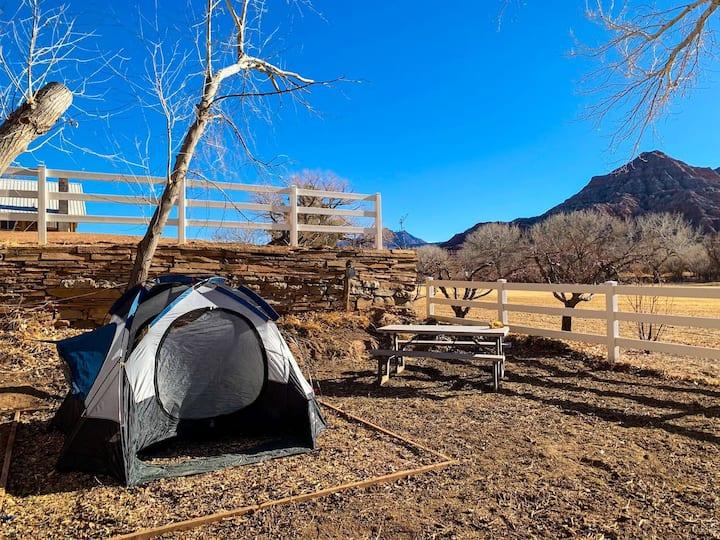 Adventure Campsite - Zion