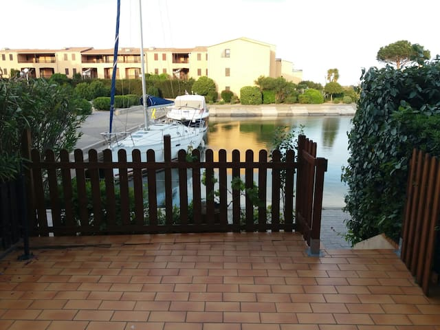 Appartement T2 à la Marina de St Cyprien