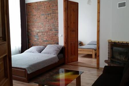 Romantyczny Apartament z kominkiem nr 18