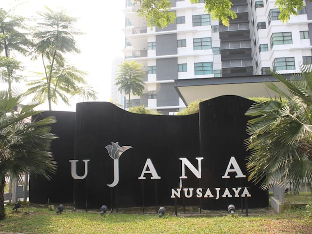 Wonderful Legoland Homestay for families - Nusajaya - Apartment-Hotel