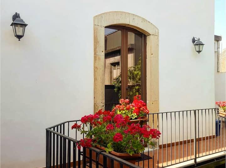 Ampia camera a Nicolosi #Sciara