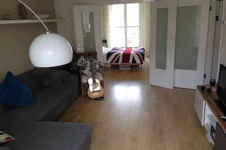 Modern & Bright apartment! :)
