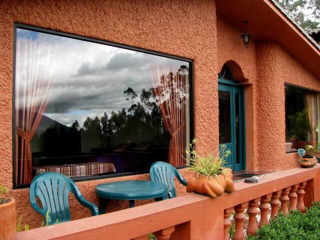 An Andean Mountain Retreat, Guesthouse # 1 - Otavalo - Ev