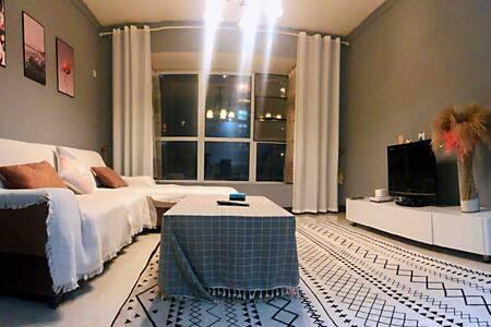极简风格 梦乐城小区公寓