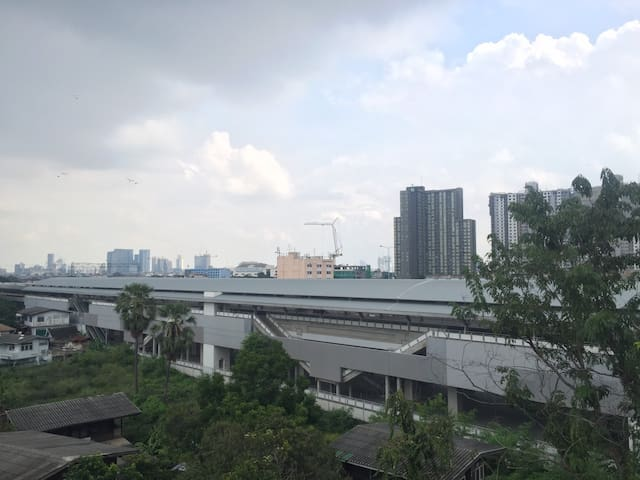 Cozy with good transportation area - Bangkok
