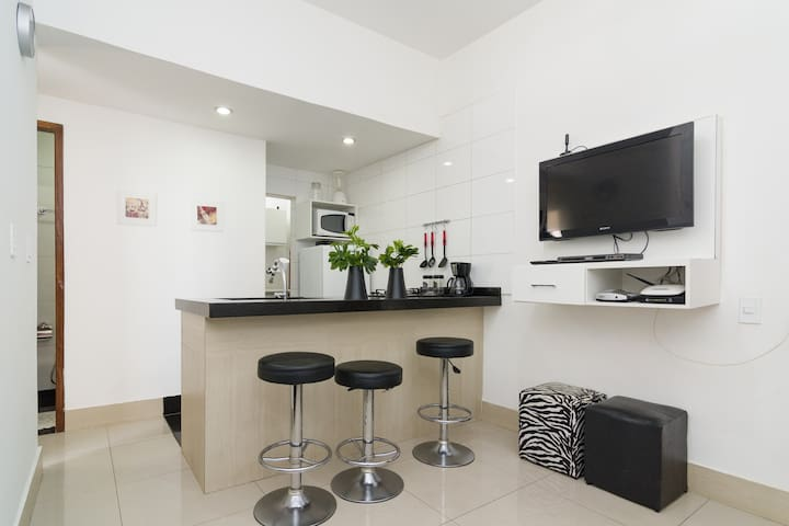 2 bedrooms with ensuite in central location-20