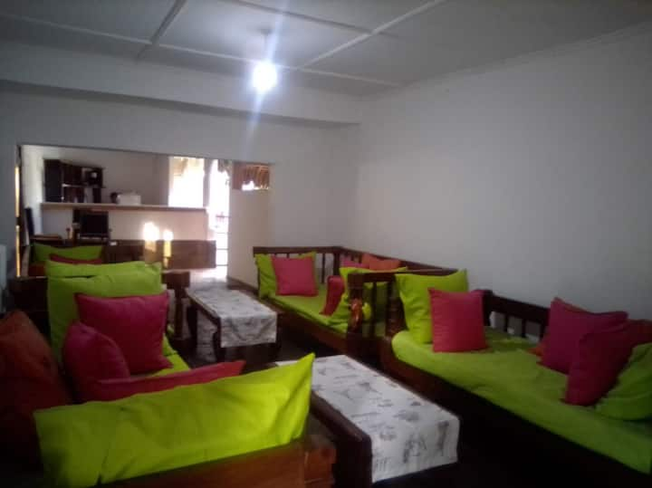 Kambi villas is just near malindi airport